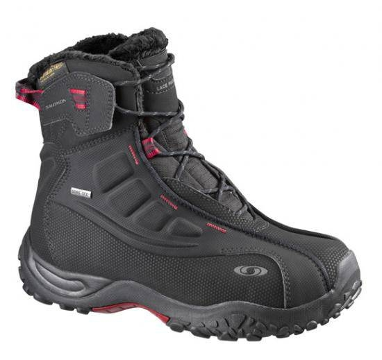 Ботинки SALOMON B52 TS GTX W BLACK