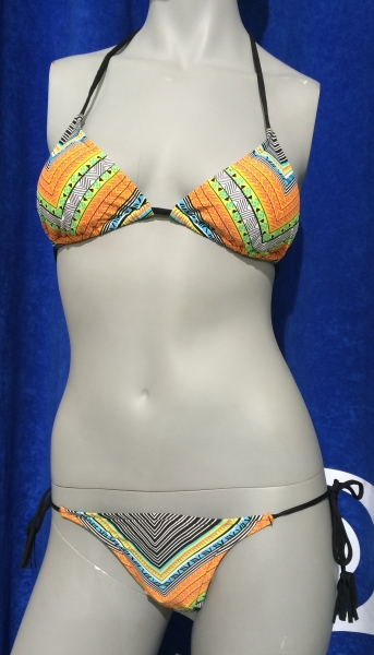Купальник RIP CURL TIKI GODDESS HALTER SET SOLID BLACK