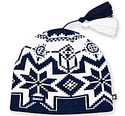 Шапка KAMA Knitted Hat Navy