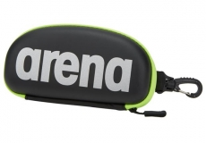 Чехол для очков Arena Google Case Black/Silver/Fluo Yellow