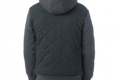 Флис детский Quilted Warm HZ  Phantom
