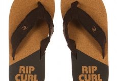 Шлепанцы Rip Curl Unravel Brown