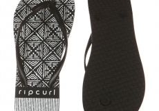 Шлепанцы Rip Curl Coast black/white