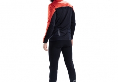 Разминочная куртка Nordski Active red/black
