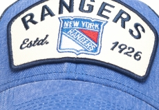 Бейсболка New York Rangers синяя 52-54 Atributika&Club