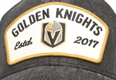 Бейсболка Vegas Golden Knights серая 55-58 Atributika&Club