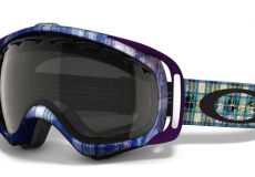 Горнолыжная маска OAKLEY Danny Kass Signature Series Crowbar Grey Polarised