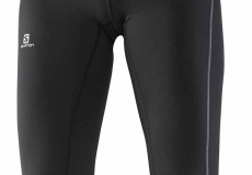 Тайтсы SALOMON AGILE 3/4 TIGHT W BLACK
