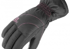 Перчатки SALOMON Insulated Gloves Gants Black/ Red