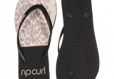 Сланцы RIP CURL ANIMALIA BLACK/LIGHT PINK