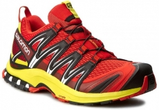 Кроссовки SALOMON XA PRO 3D FIERY RED/Sulphur SP