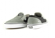 Кеды SLACKERS EASY RIDER grey/black