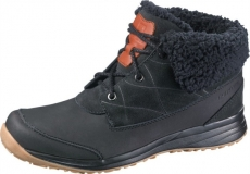 Ботинки SALOMON HIME LOW BLACK